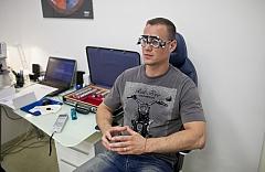Vladimír Dravecký - operácia očí
