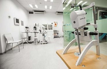 očná klinika Bratislava Aupark 31