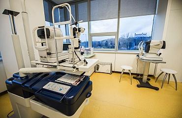 očná klinika Bratislava Aupark 52