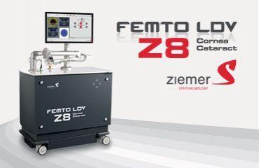 Femtosekundenlaser ZIEMER FEMTO LDV Z8